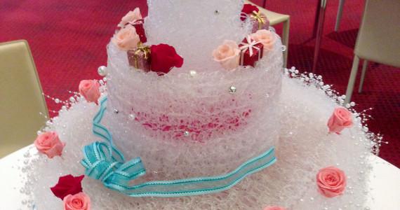 イベント装飾インテリアオシャレケーキ