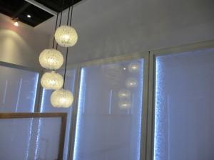 インテリアライフスタイル2014ジャパンスタイル 照明 プラスチック 素材 装飾
