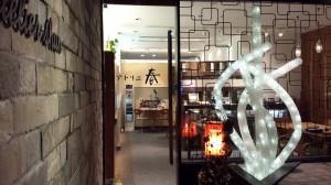 アトリエ春 装飾事例2 店舗ディスプレー素材